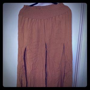 Rewash Boho High Rise Pants XL